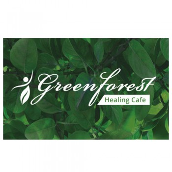 Greenforest Healing Cafe Member Coupon (10 sessions)