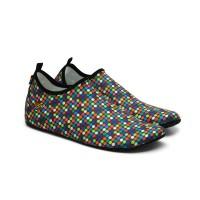 [Rlok] Aqua Skin Shoes (Polka Dots)