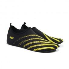 [Rlok] Aqua Skin Shoes (Line Yellow)