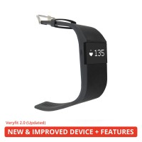 Veryfit Activity and Heart Rate Monitor Bracelet