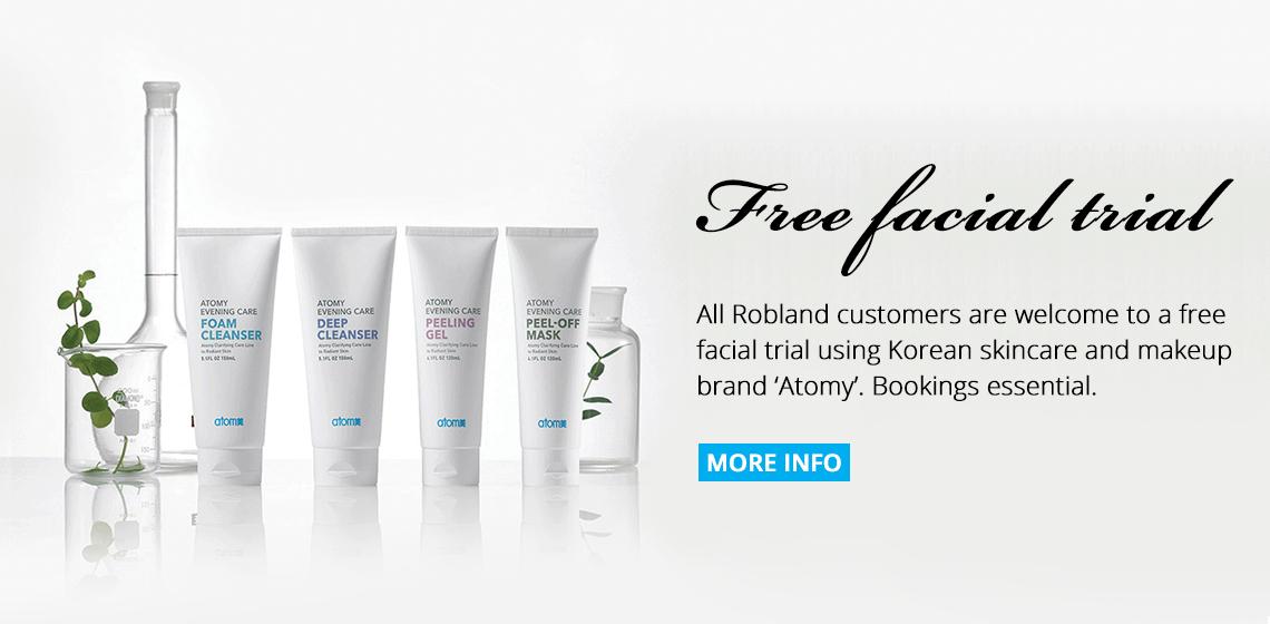 Atomy free facial